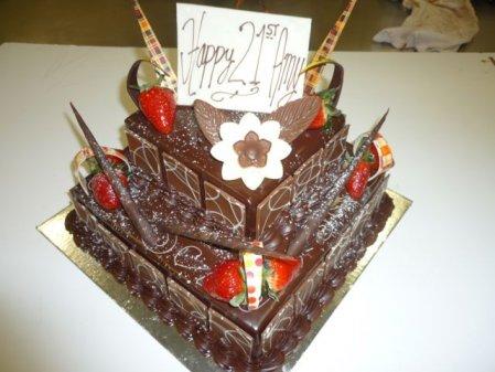 Birthday Cakes Orangerie Patisserie
