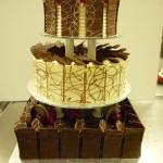 3 TIER (MUD CAKE, ITALIAN TORTE & STRAWBERRY GATEAU)